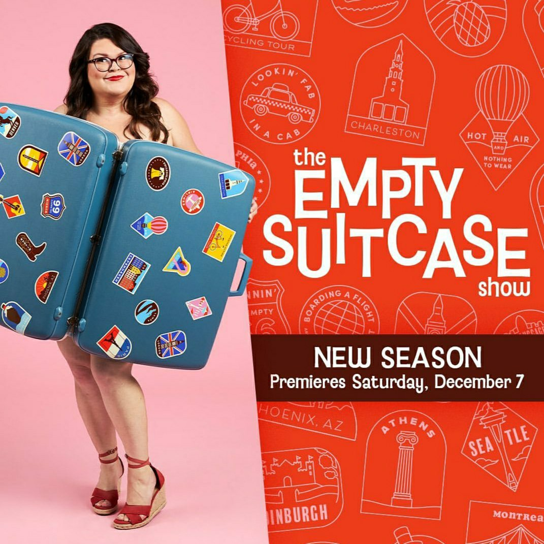 The Empty Suitcase Show comes to Two Big Blondes