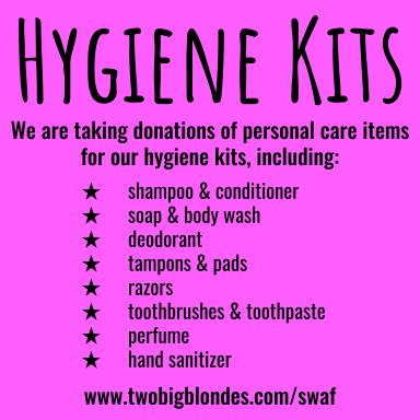 Hygiene Kit info